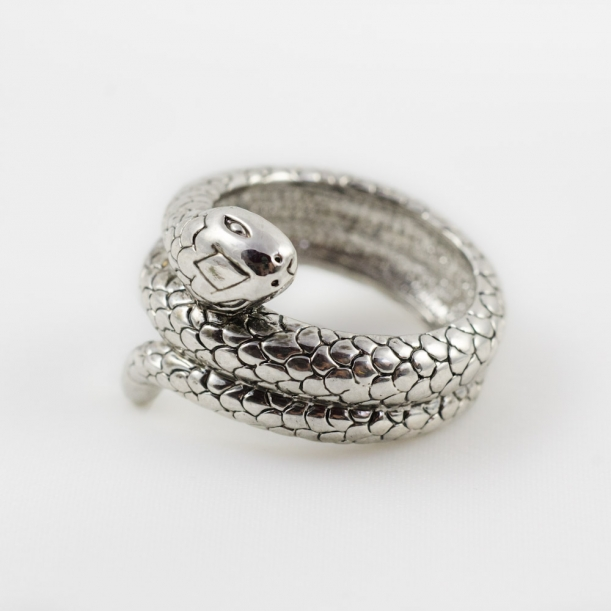 bague serpent homme ou femme