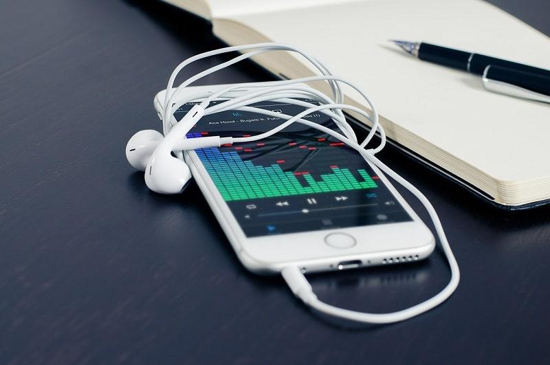 Comment mettre de la musique sur iPhone