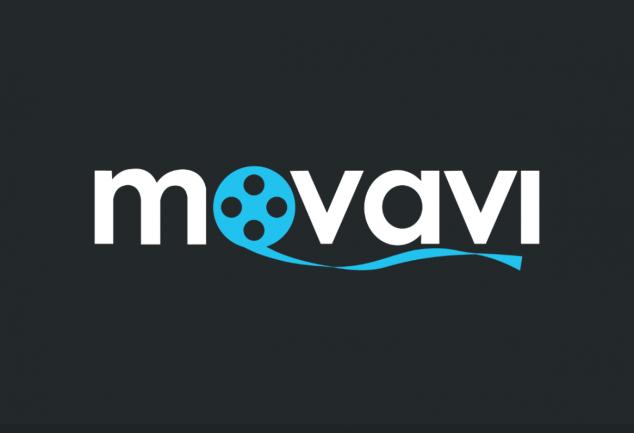 Le logo du logiciel Movavi