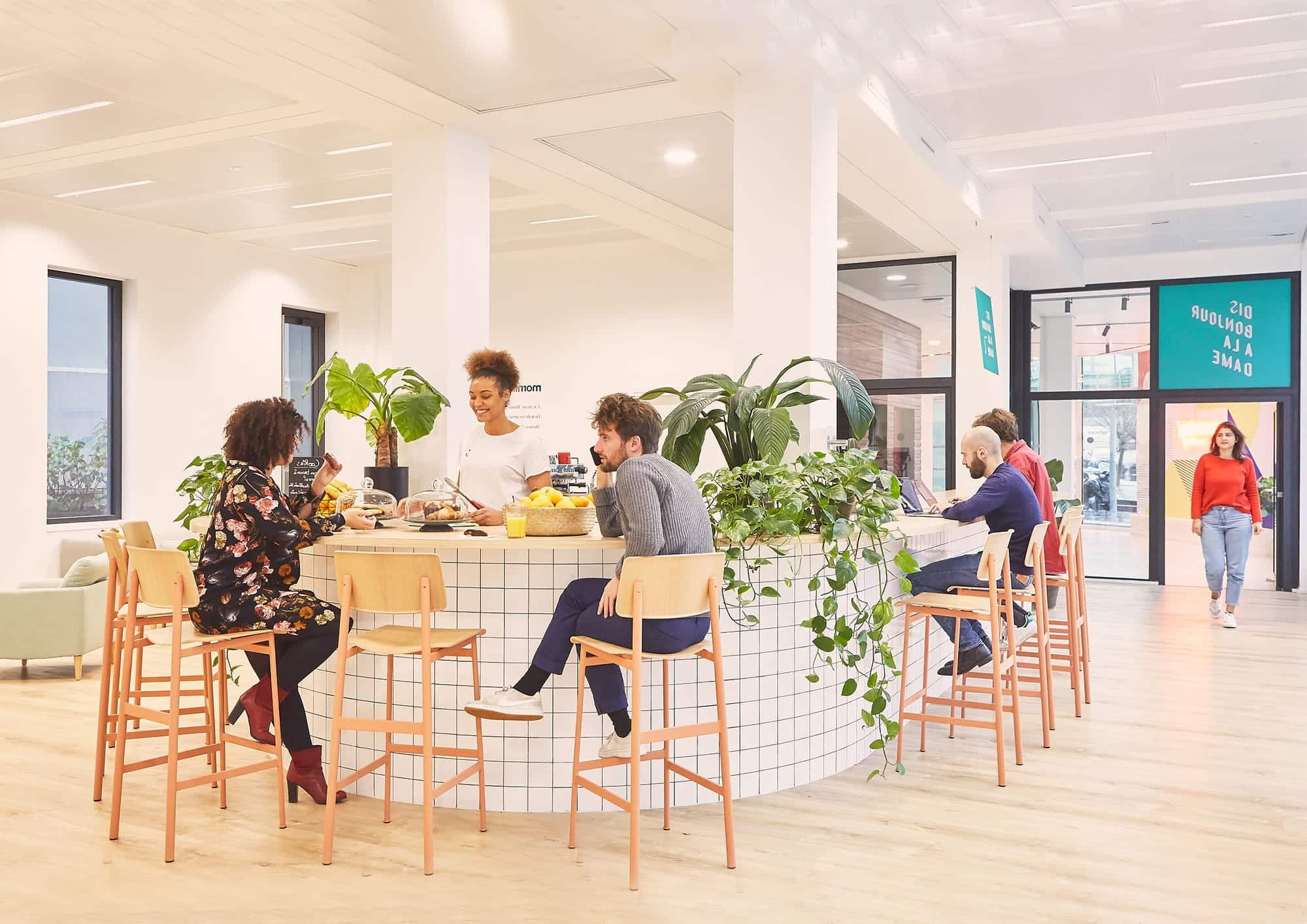 Louer un poste de travail dans un espace de coworking