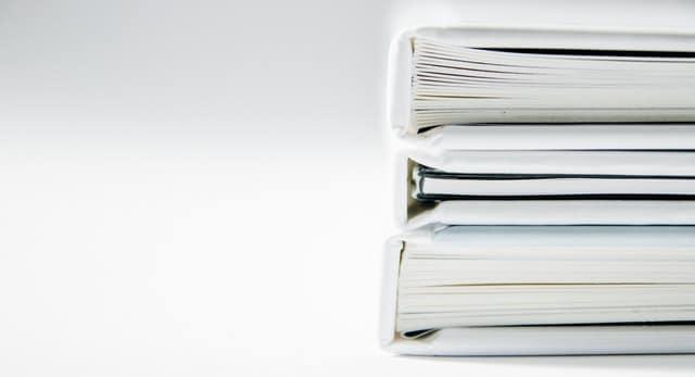 numérisations documents